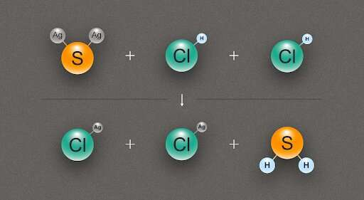 Researchers enrich silver chemistry