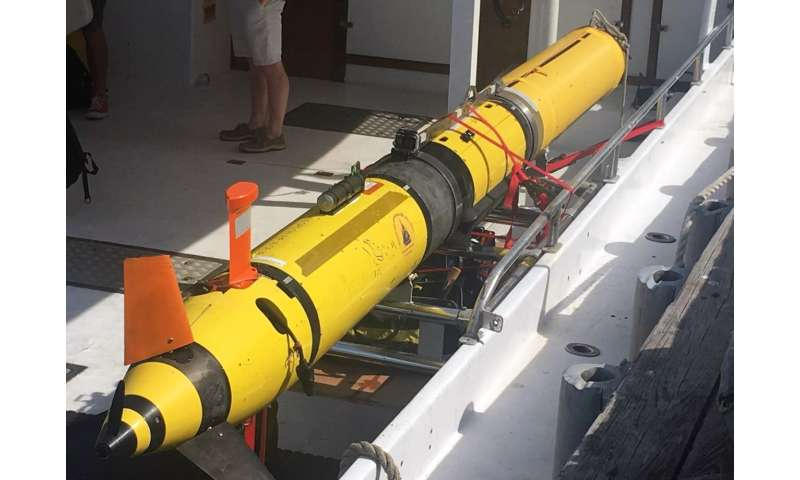 Researchers test ocean robots to make subsea cable surveys