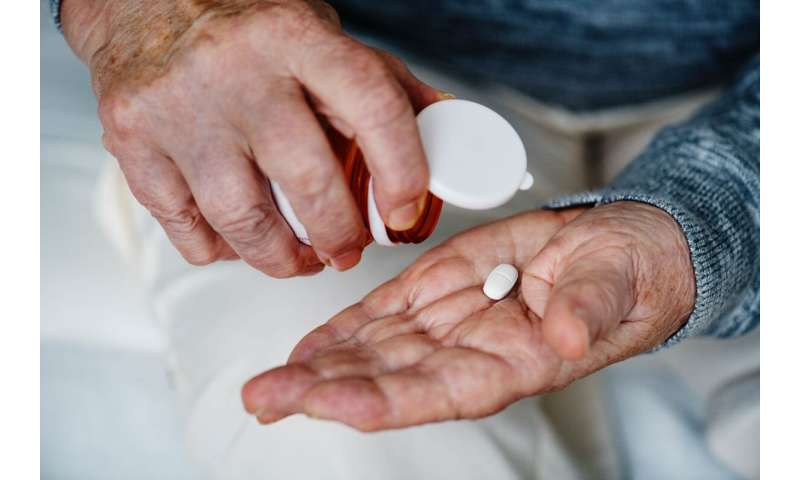 36% of proton pump inhibitor prescriptions for older adults may be unneeded
