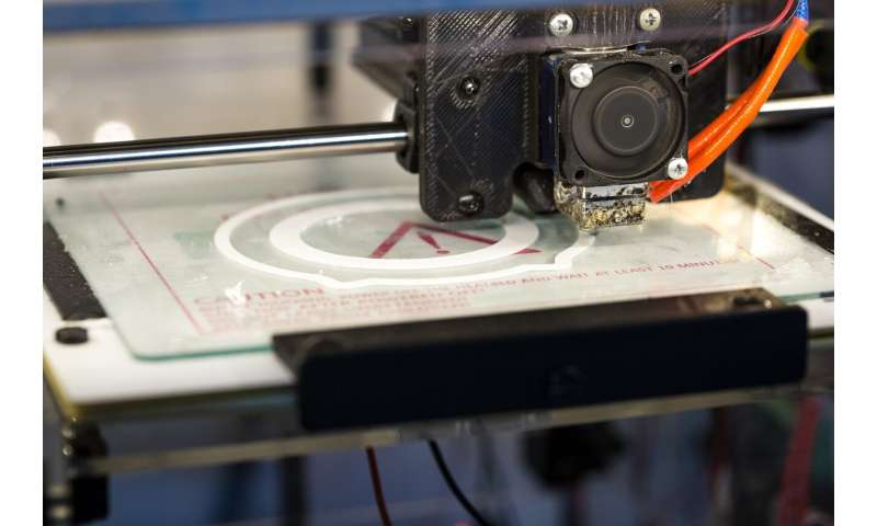 3-D print