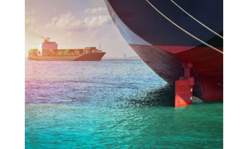 3-D-printed propeller blade opens the way to eco-friendly shipping