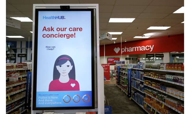 At stores and online, health care moves closer to customers