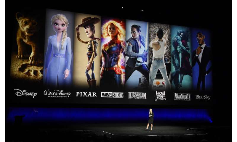 Beyond Netflix: Disney Plus joins the streaming fray