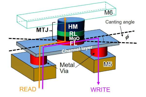 Demonstration of high-speed SOT-MRAM memory cell compatible with 300mm Si CMOS technology