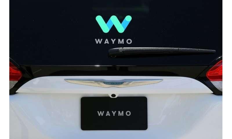 "Google parent Alphabet did not offer details the autonomous car unit Waymo, but ""other bets"" for the company combined"