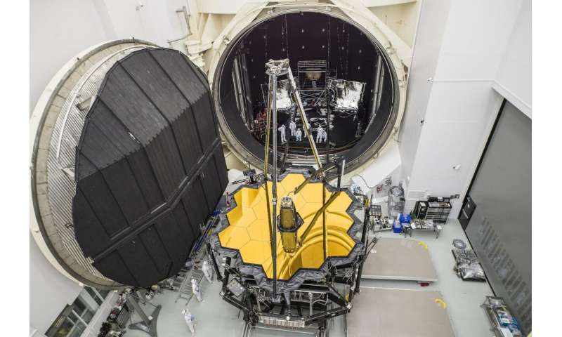 NASA's Webb Telescope shines with American ingenuity