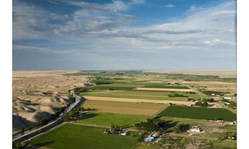 Researchers seek origin of salinity leading to crop yield reduction