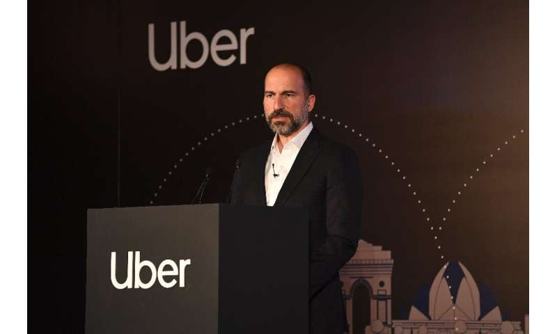 Uber CEO Dara Khosrowshahi told a press conference in New Delhi that India was a fundamental part of the firm's expansion plans