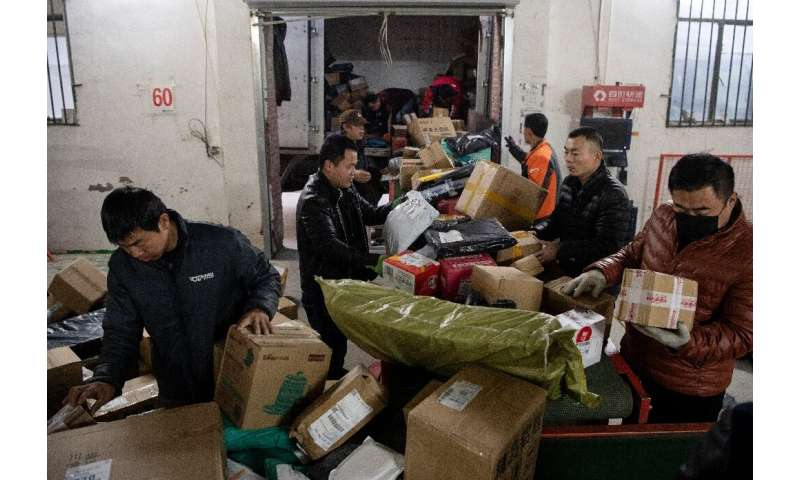 Environmentalists accuse Alibaba and other online retailers of fuelling a culture of excessive consumption and adding to a growi