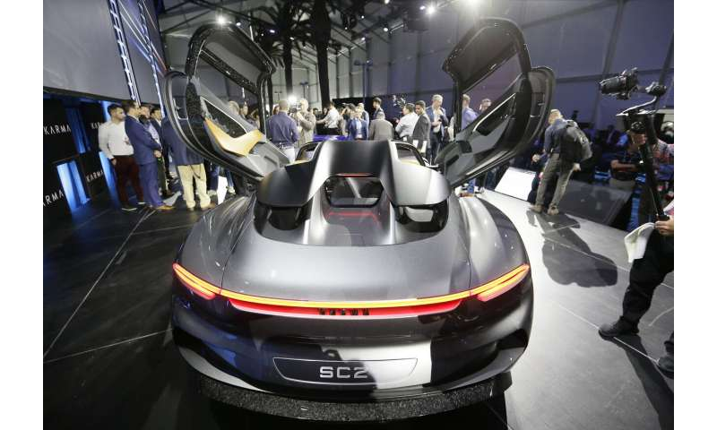 New SUVs and electric vehicles highlight L.A. Auto Show