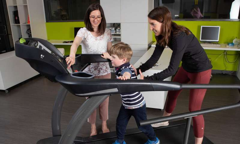 Researchers find physical activity in preschool years can affect future heart health