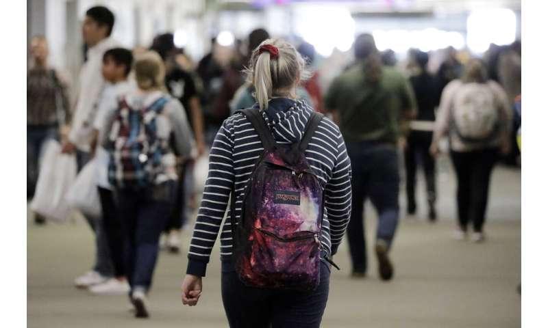 As stigma ebbs, college students seek mental health help