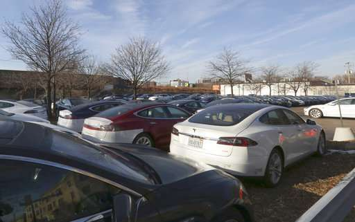 Could Tesla price cuts mean demand is slowing?