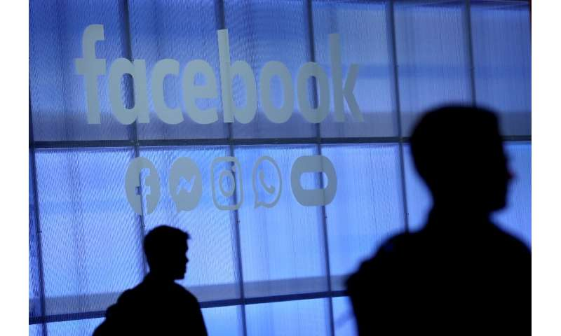 Facebook said it blocked some two billion efforts to create fake accounts on the leading social network