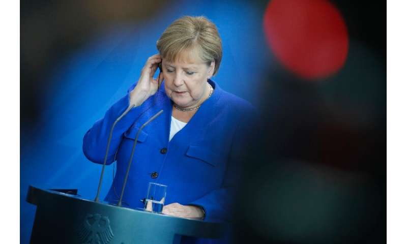 German Chancellor Angela Merkel announced her plan after marathon talks with other political leaders—but green groups say the me