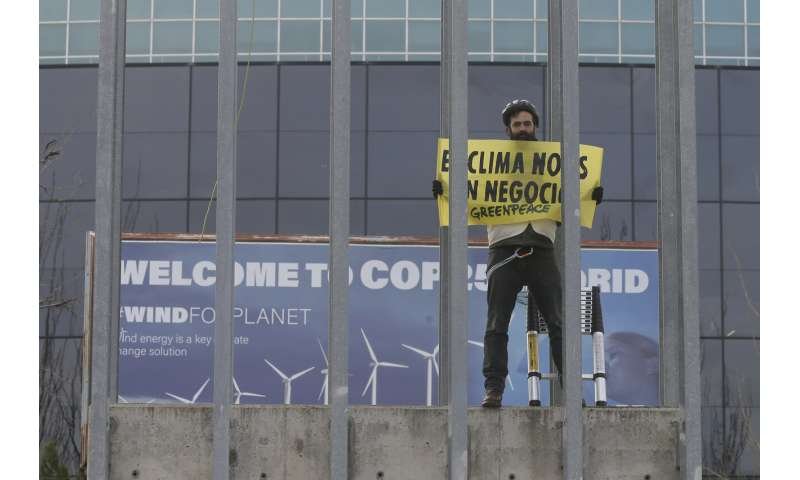 How Madrid talks fell short on climate ambition