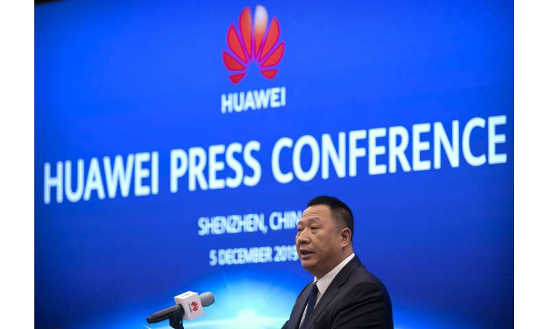 Huawei asks court to throw out US telecom funds ban