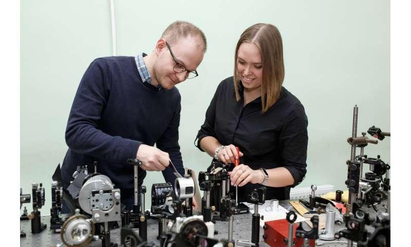 New discovery about terahertz radiation behefits biomedicine