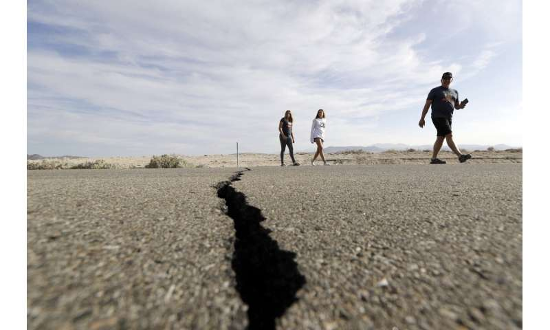 Quakes alert Californians to be ready for dreaded 'Big One'