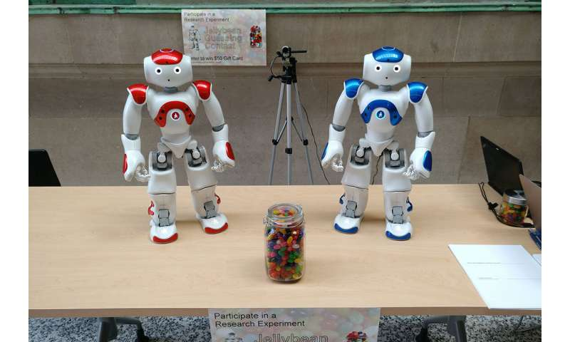 Researchers explore what makes robots 'persuasive' to humans