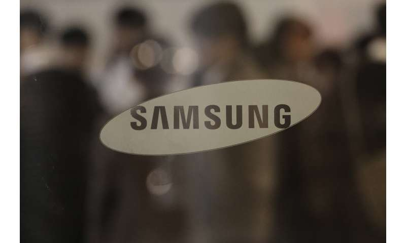 Samsung Electronics says third quarter profit fell 56%
