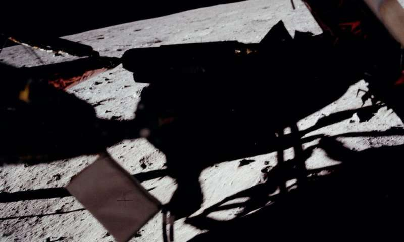 Shadows on the Moon - a tale of ephemeral beauty, humans and hubris