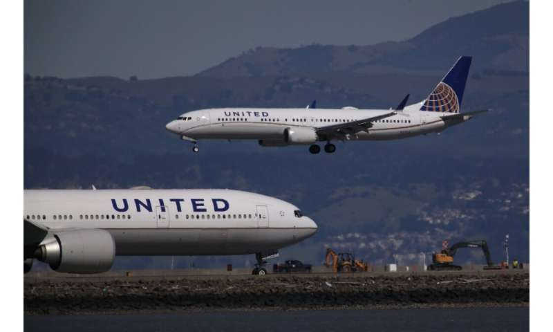 United Airlines now does not expect its MAX aircraft to fly again before June 4, three months later than the prior estimated dat