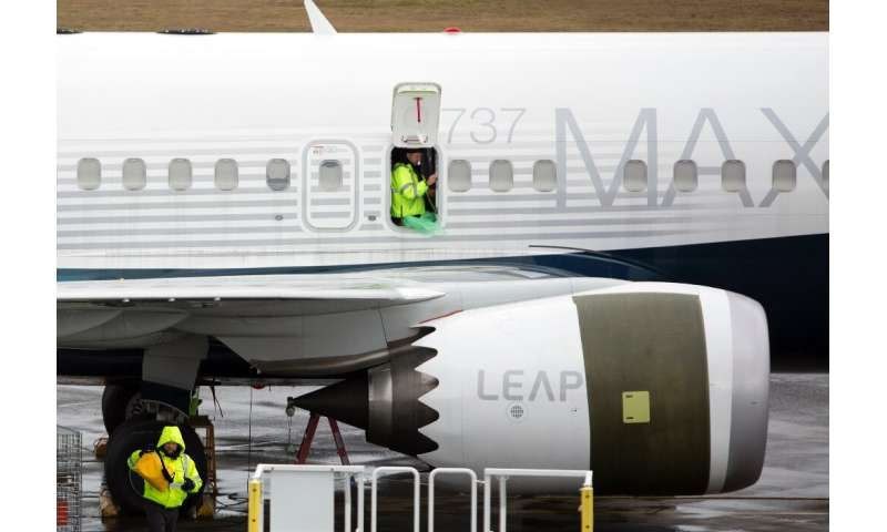 US regulators considered grounding some Boeing 737 MAX planes, pictured here, last year after learning belatedly of a problem wi