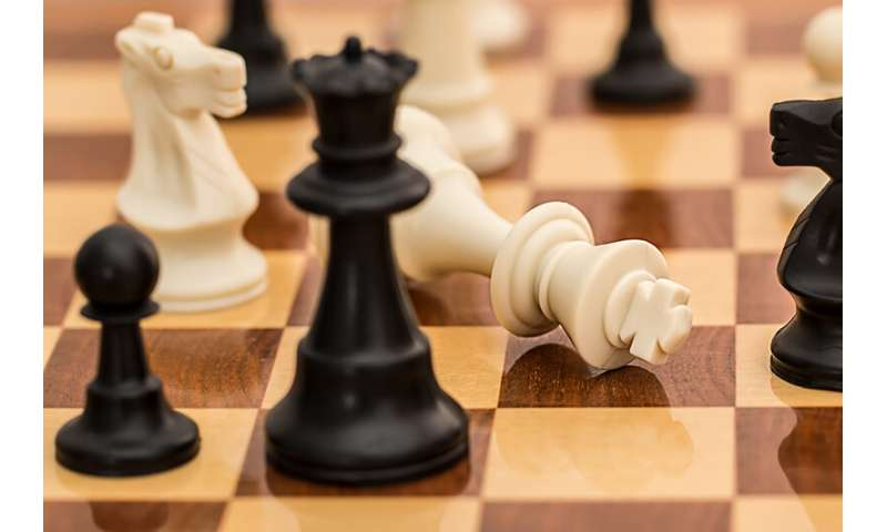 Researchers investigate how important intelligence and practice are in chess