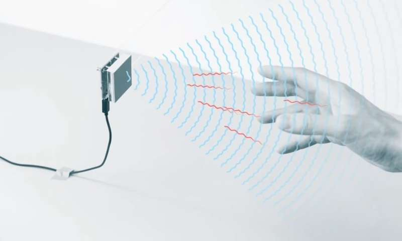 Project Soli's hands, not touchscreens, give new meaning to digital future