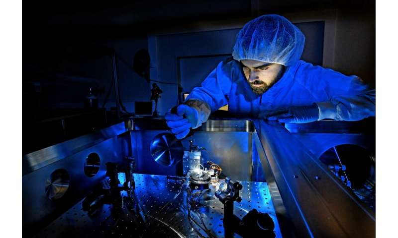 A new home for optical solitons