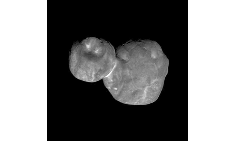 New Horizons' Newest and Best-Yet View of Ultima Thule