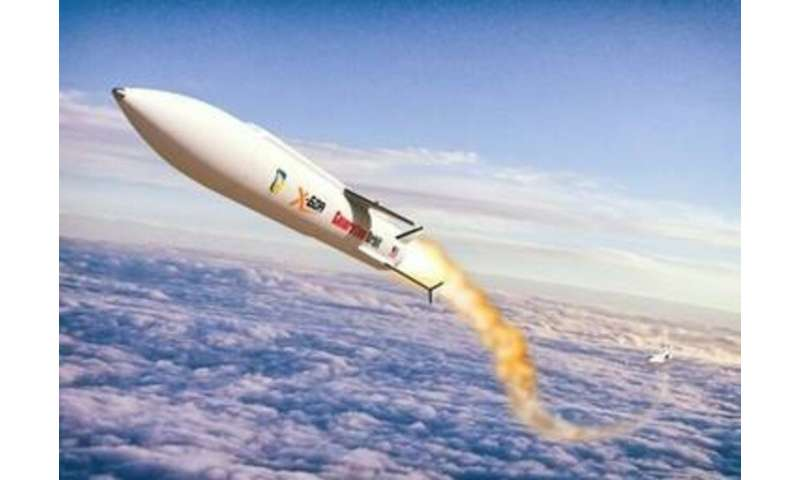 X-60A hypersonic flight research vehicle program completes critical design review
