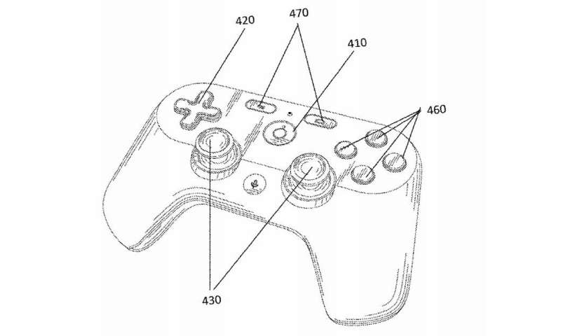 Google: Patent talk sparks curiosity over controller for streaming service