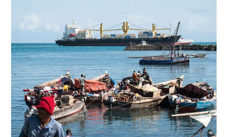 Protection for high seas is crucial to safeguarding vulnerable coastal communities - new research