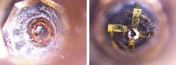 Triplet superconductivity demonstrated under high pressure