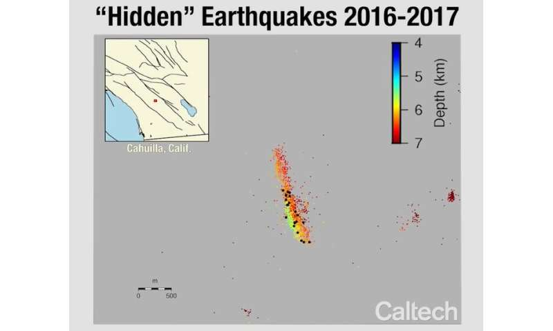 Scientists identify almost two million previously 'hidden' earthquakes