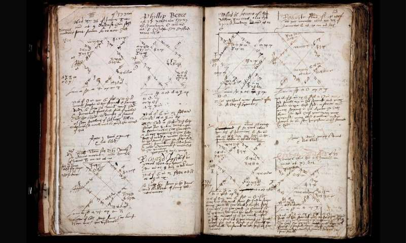 Notorious astrology doctors' 400-year-old case notes transcribed and released online
