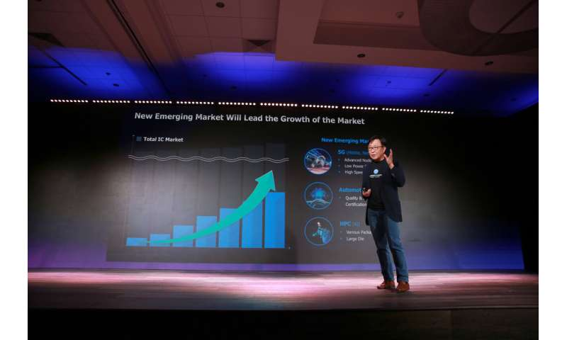 Samsung at foundry event talks about 3nm, MBCFET developments