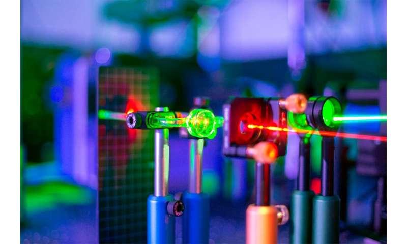 Quantum computing boost from vapour stabilising technique