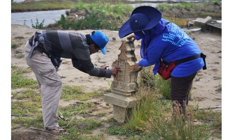 Researchers find more evidence of 14th-century tsunami that wiped out Sumatran villages