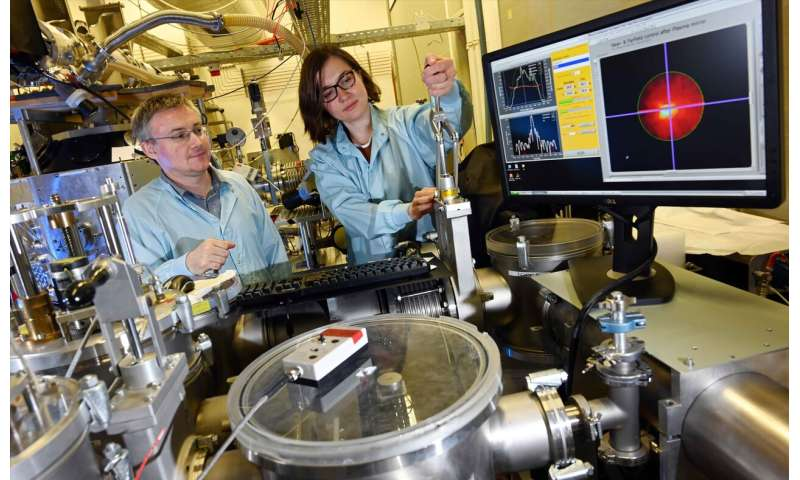 Scientists create plasma using nanowires and long-wavelength, ultrashort-pulse laser