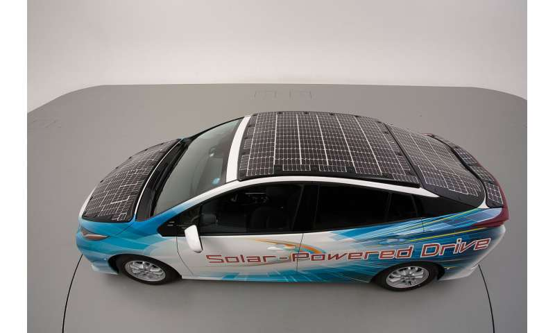 Toyota to test solar panels for electric cars on nissan solar panels, jeep solar panels, automotive solar panels, clear solar panels, business solar panels, recycling solar panels, rv solar panels, mitsubishi solar panels, water solar panels, elon musk solar panels, solar solar panels, golf cart solar panels, design solar panels, anime solar panels, van solar panels, mini solar panels, fisker solar panels, ford solar panels, boat solar panels, tesla solar panels,