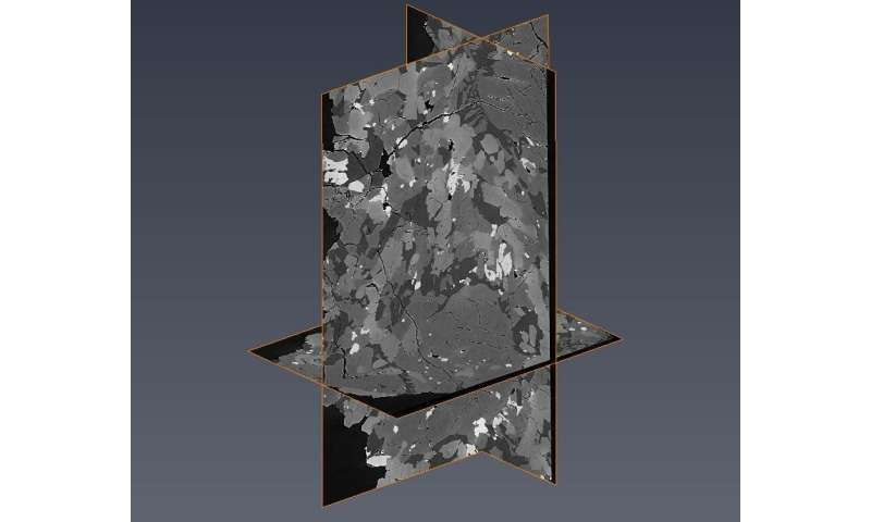 Diamond shines its light on moon rocks from Apollo missions, Martian meteorites and Vesta
