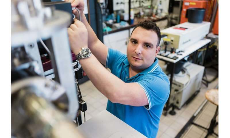 Next step in producing magnetic organic molecules