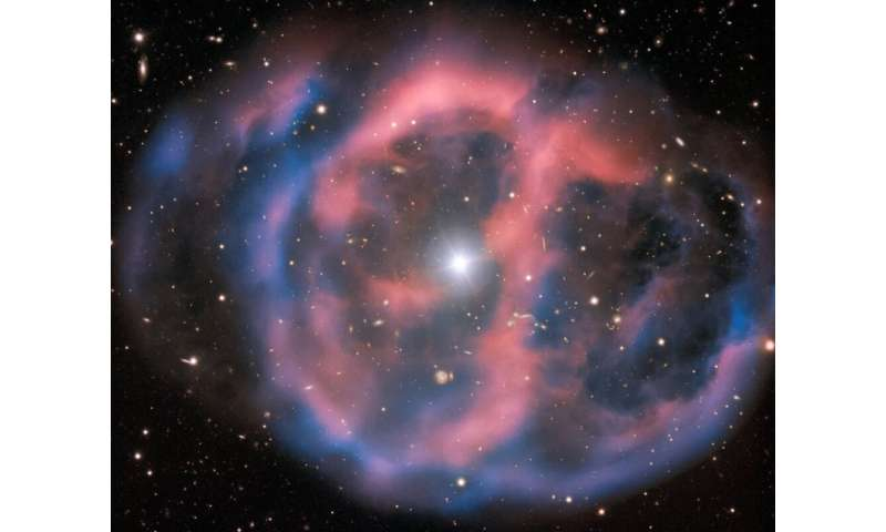 Scientists discover a new type of pulsating star