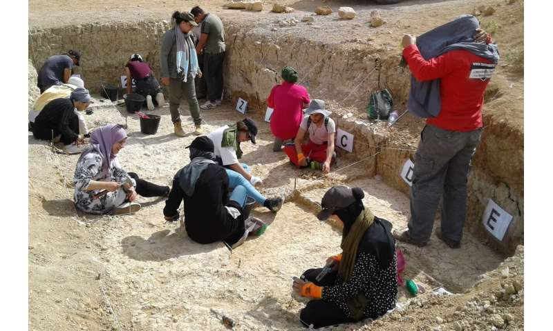 Study documents the first human occupation in North Africa
