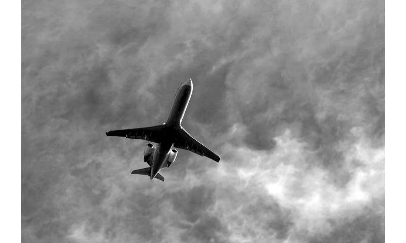 **Jet stream study confirms aircraft turbulence risk