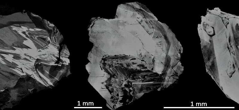 Superdeep diamonds confirm ancient reservoir deep under Earth's surface