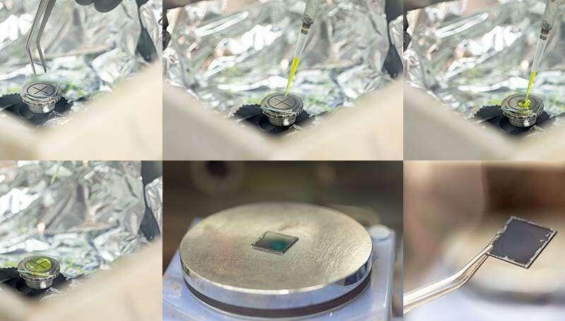 Tiny tweaks for big wins in solar cells